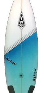 Action Surf Shop - 2 Barrel Surfboard