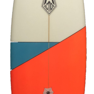 Action Surf Shop 4 Barrel Surfboard