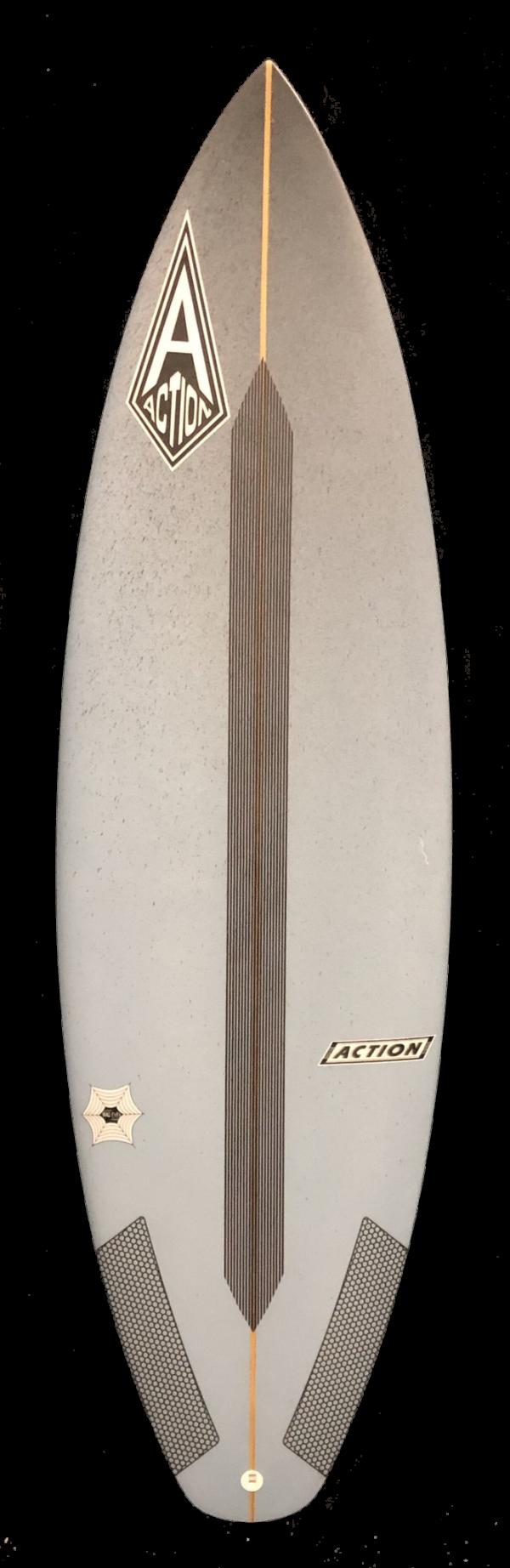 Action Surf Shop - Firebreather Surfboard