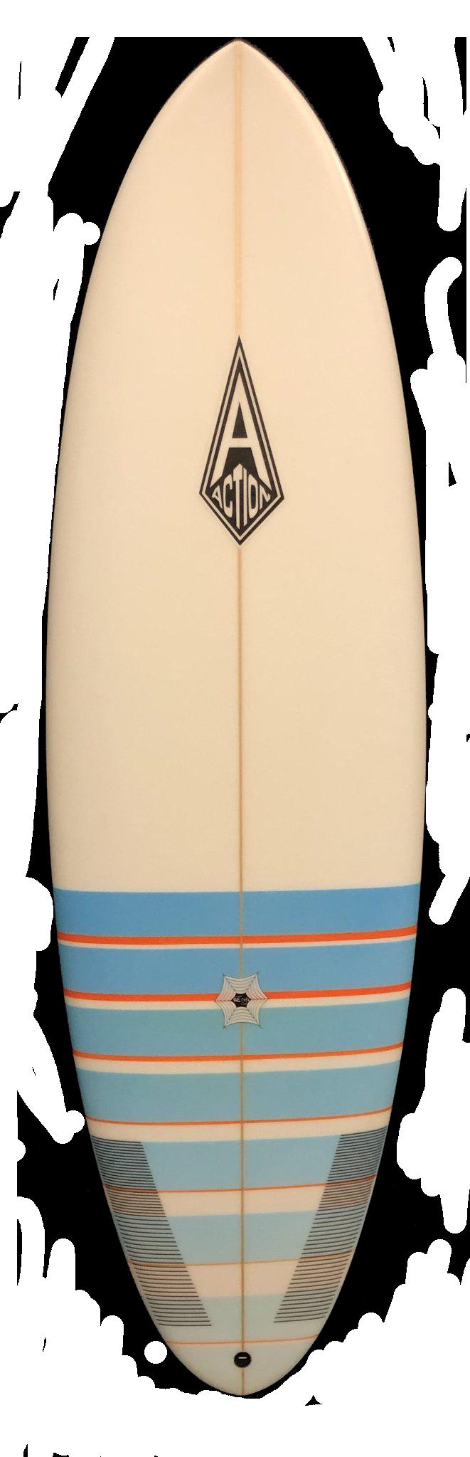 Action Surf Shop - PMD Surfboard