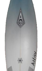 Action Surf Shop - Whip It Surfboard